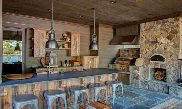 Outdoor Kitchen Creativity: What To Do With That Extra Outdoor Space – Michelle Williams