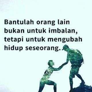 Membantu orang lain