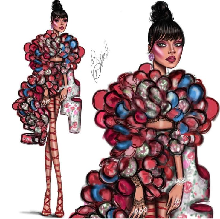 #BadGalRiri wearing #CommeDesGarcons by @ldochev #MetGala2017 #Metkawakubo #MetGala #NYC| Be Inspirational ❥|Mz. Manerz: Being well dressed is a beautiful form of confidence, happiness & politeness