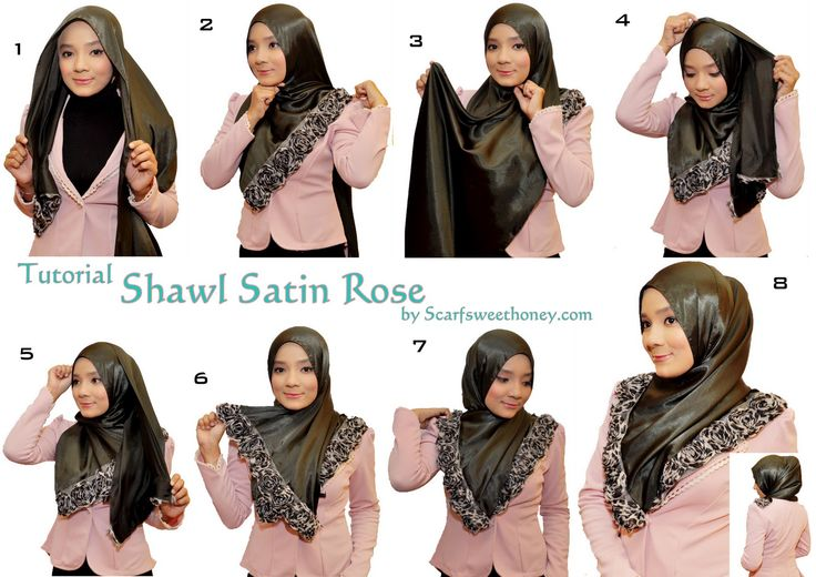 What is best way to wear the headscarf? How way of wearing scarf to not too tight in neck area and head? Here we provide some ti...