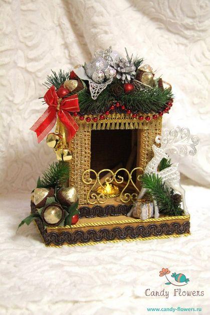 Курс королевские подарки. Букеты из конфет с Мариной Бердинсикх