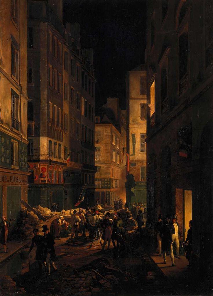 Arrivée du Duc d'Orléans au Palais-Royal (1830) Jean-Baptiste CARBILLET