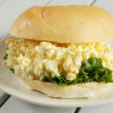 Exquisite Egg Salad Recipe: Get your protein does with this sandwich! Such an easy recipe too!