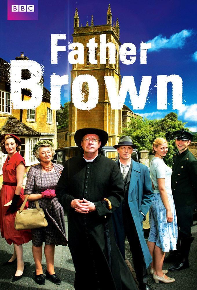 """Father Brown"" British series. Detective Show. Starring Mark Williams as Father Brown.,glad i was part of this show and i was in all 3 series,"