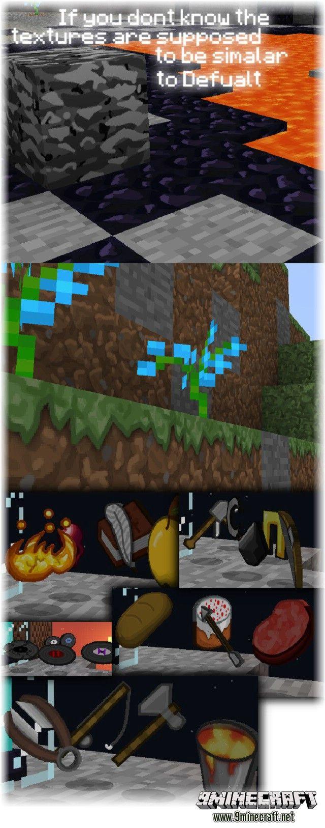 Canvas Resource Pack 1.8.8/1.8 Minecraft Resource Packs