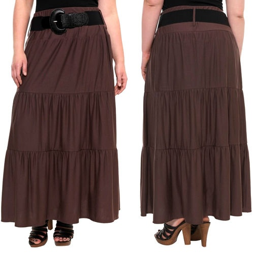 Gypsy Boho Women's Clothing Plus Womens Plus Size Long Full