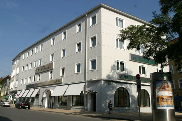 Hotel Feichtinger during the day