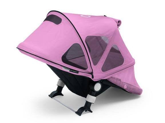 Bugaboo Cameleon Prodyšná stříška Soft Pink - 2069,-