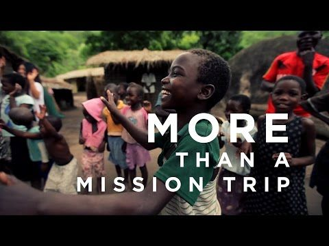 The World Race: More Than a Mission Trip - YouTube