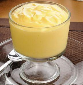 Low Carb Vanillepudding – ohne kohlenhydrate rezepte