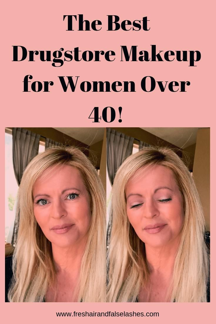 The Best Drugstore Makeup For Women Over 40 Drugstoremakeup Makeuplooks In 2020 Best Drugstore Makeup Makeup Tips For Older Women Makeup Tips Over 40