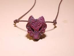 ruby wolf necklace ile ilgili görsel sonucu
