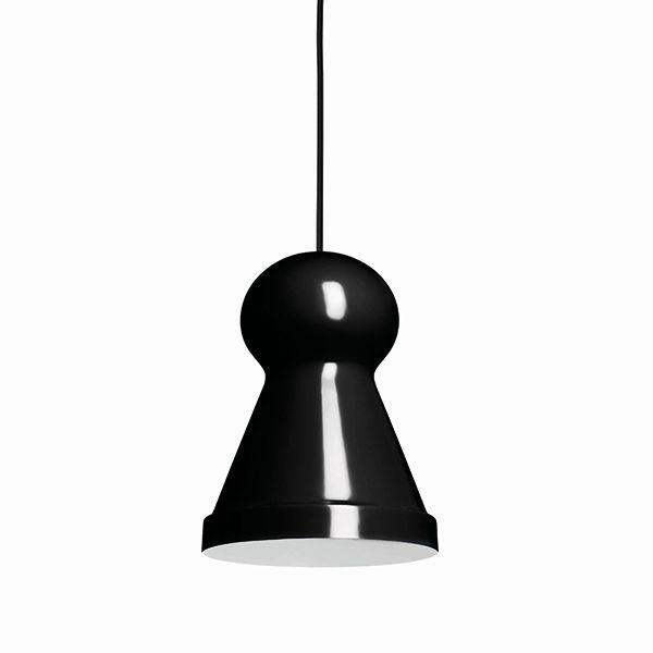 WATT A LAMP PLAY Takpendel Liten Svart