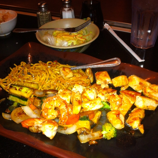 Sakura Japanese Steakhouse