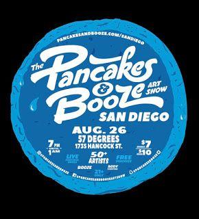 Denise Vasquez Photography: Pancakes And Booze Art Show San Diego