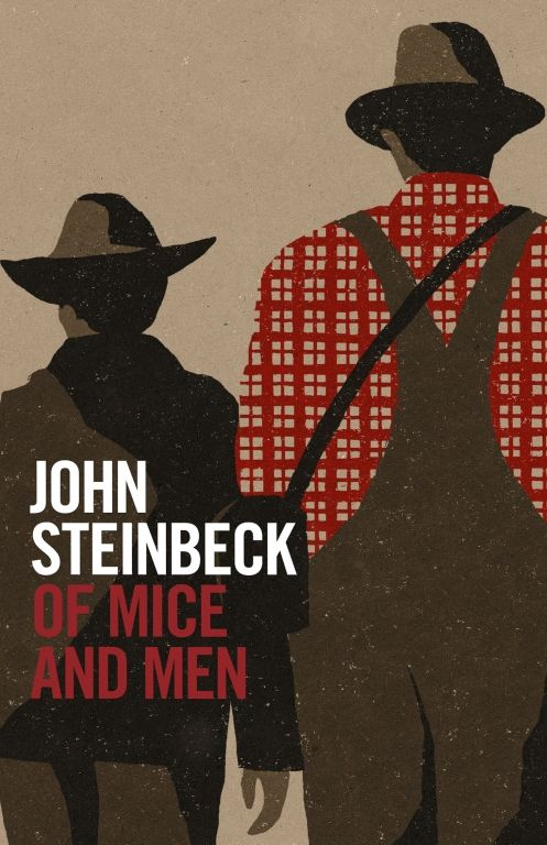 "the immense friendship of george and lennie in of mice and men a novel by john steinbeck Of mice and men was first written in the form of a novel-play termed a ""play-novelette"" by one critic structured in three acts of two chapters each, it is intended to be both a novella and a for a play."
