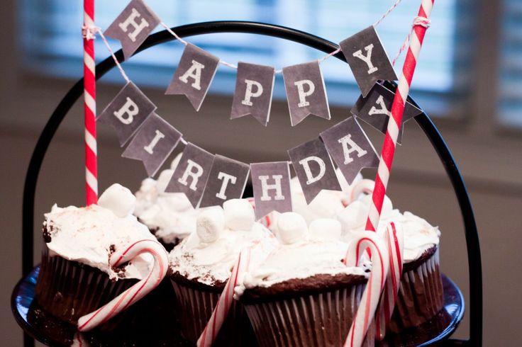 Winter Onederland First Birthday