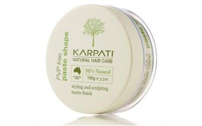 Karpati Paste Shape Hair Styling Paste100mL - Compare Prices and Deals, Shop & Buy Online in Australia at MyShopping.com.au