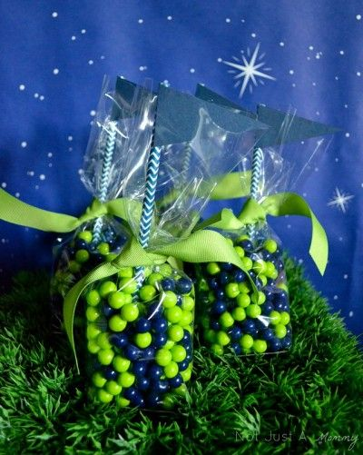 Seahawks Super Bowl Candy #seattlemamas