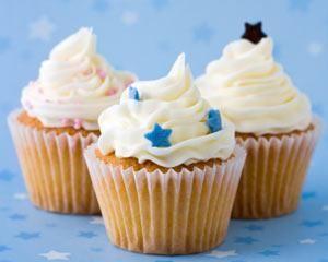 Vanilla cupcakes {Bill Granger}