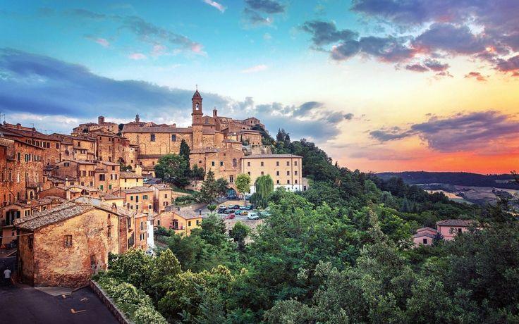 Montepulciano, Siena, Toscana, Italy