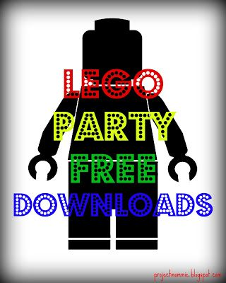 free printables - lego maze printable/lego racecar driver man image/ shirts design lego man/ bday on lego man image/bday lego banner, etc party - heaps of free printables