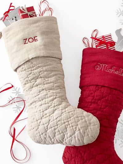 Christmas stockings #personalized