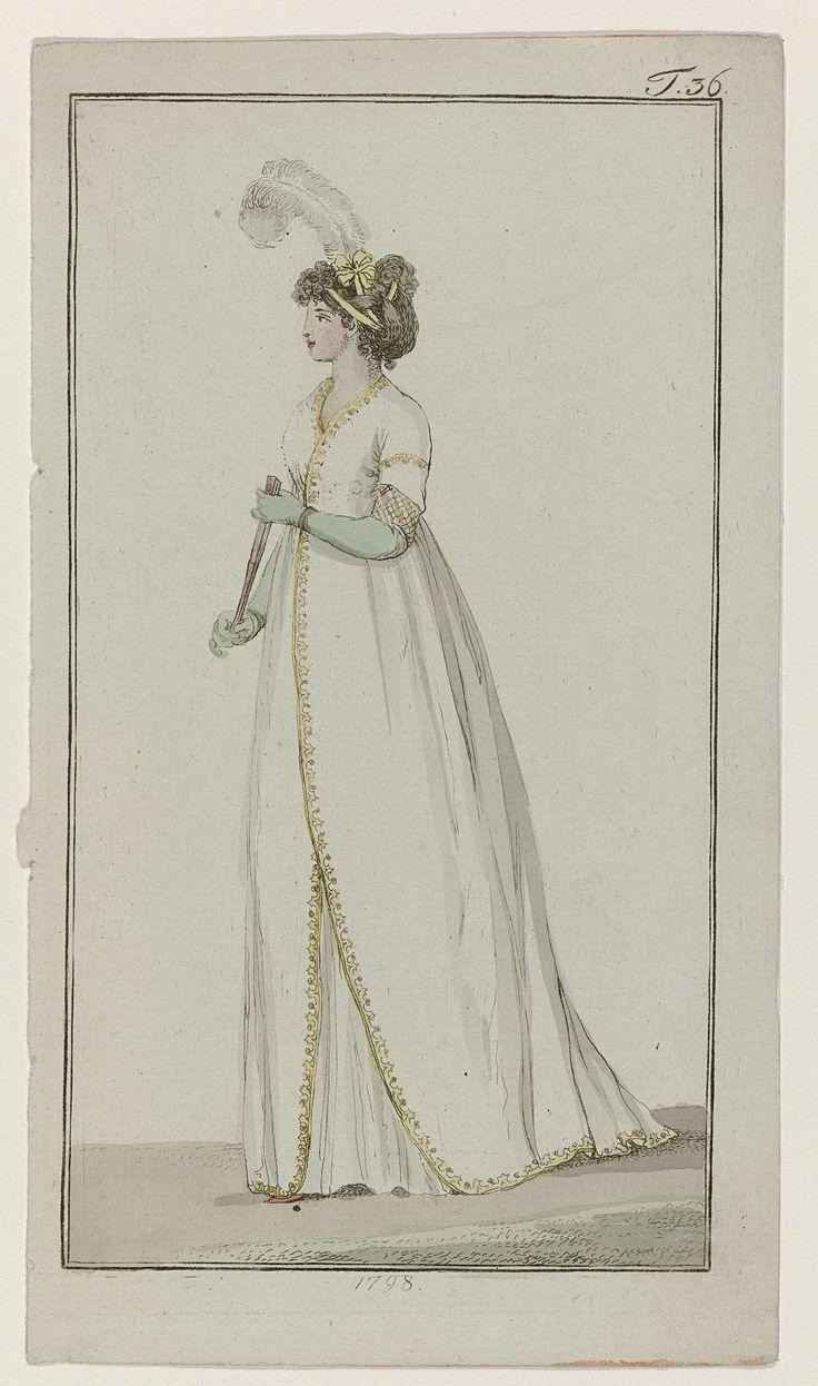 Journal des Luxus und der Moden, 1798, T 36, Georg Melchior Kraus, 1798