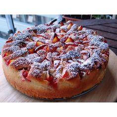 Ciasto ze śliwkami (najlepsze na świecie).