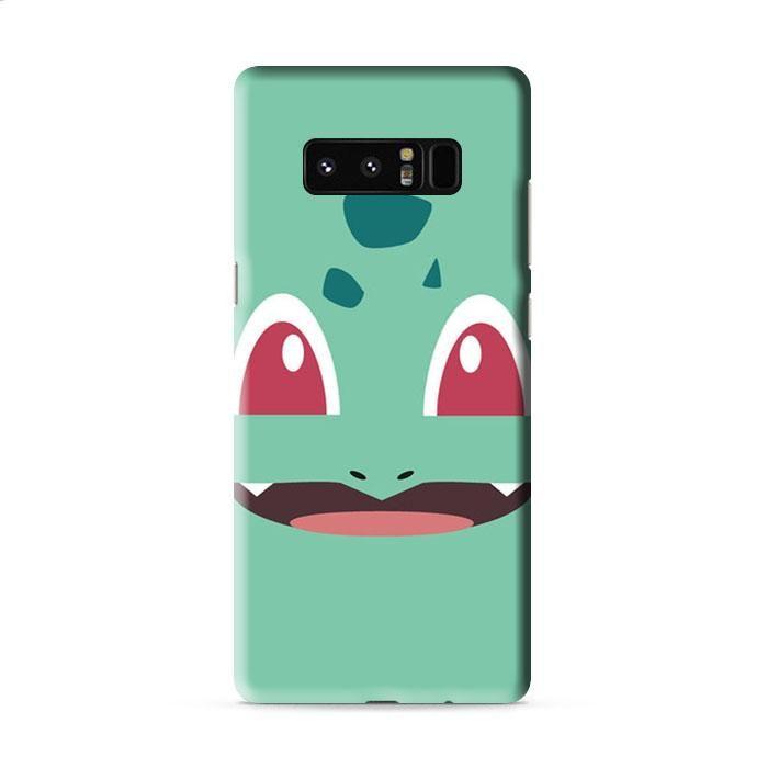 POKEMON BULBASAUR Samsung Galaxy Note 8 3D Case Caseperson