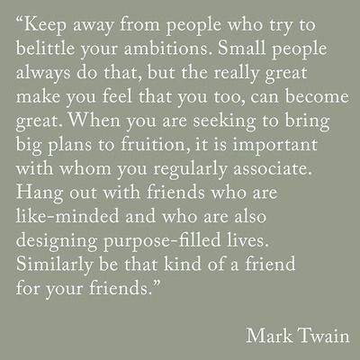 #MarkTwain #quote