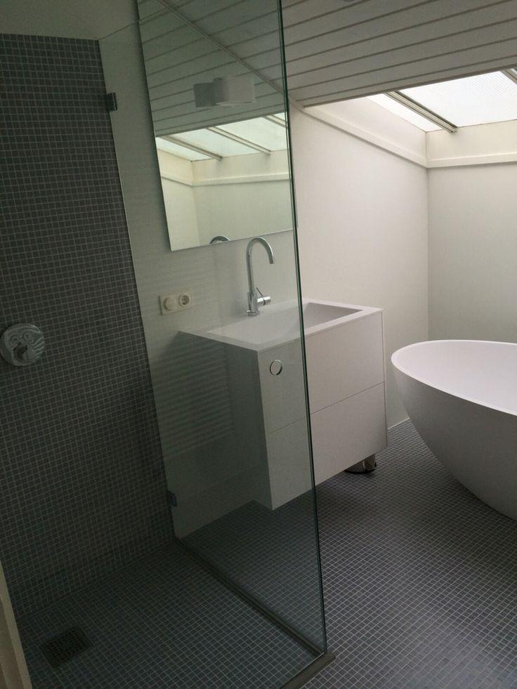 225 best images about portfolio keukens badkamers van ennovy on pinterest - Badkamer cocooning ...