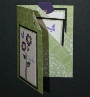 Pocket Card Tutorial | ... to 8 1/2 x 11. Here is the link to my tutorial page Double Pocket Card