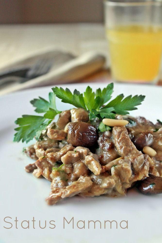 Straccetti di carne gustosi | Status mamma