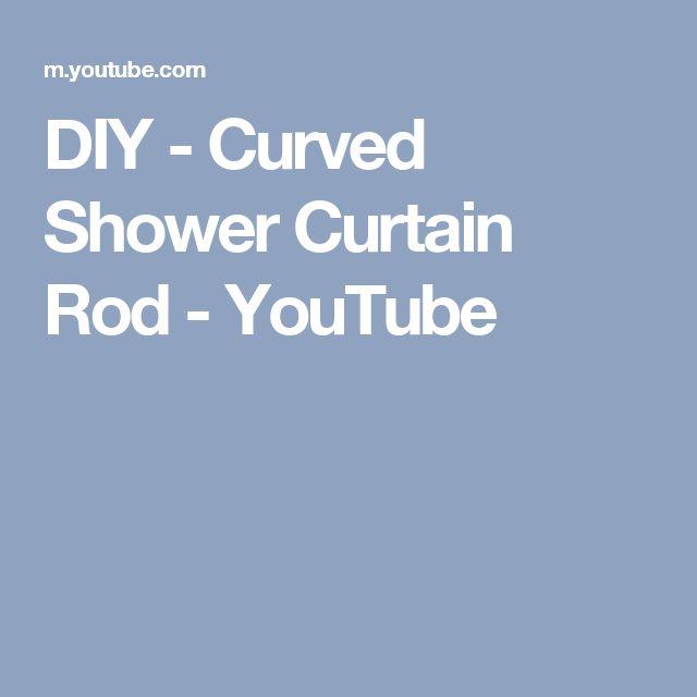 17 Best ideas about Shower Curtain Rods on Pinterest | Kitchen ...
