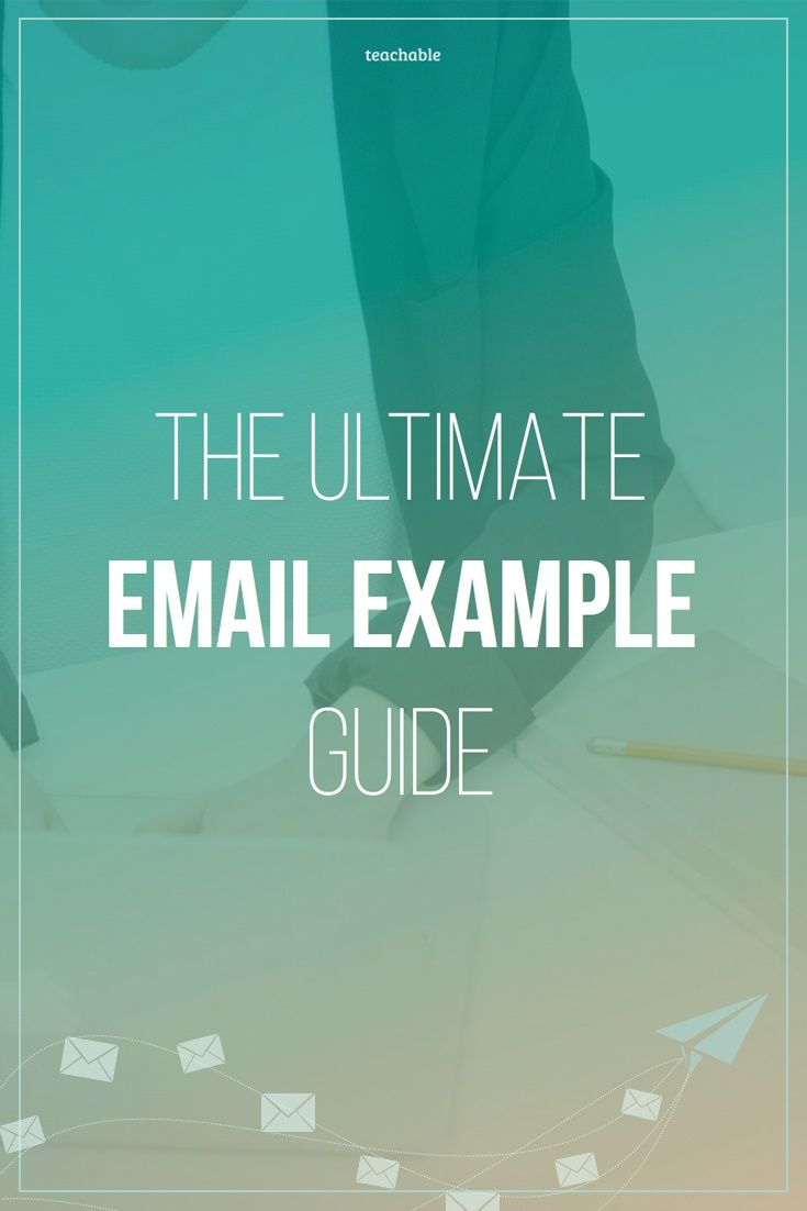 Here is the Ulitmate Email Example Guide filled with the best examples on how to write welcome emails, newsletters, launch sequences & webinar emails. Click to get it now.
