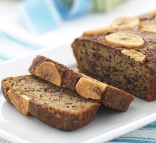 Brilliant banana bread | Healthy Food Guide