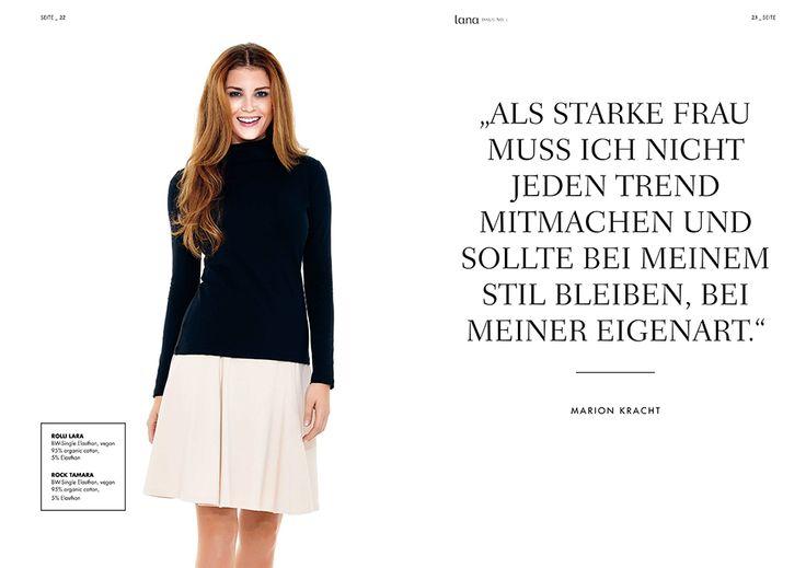 lana | Marion Kracht for Lana – vegan & organic