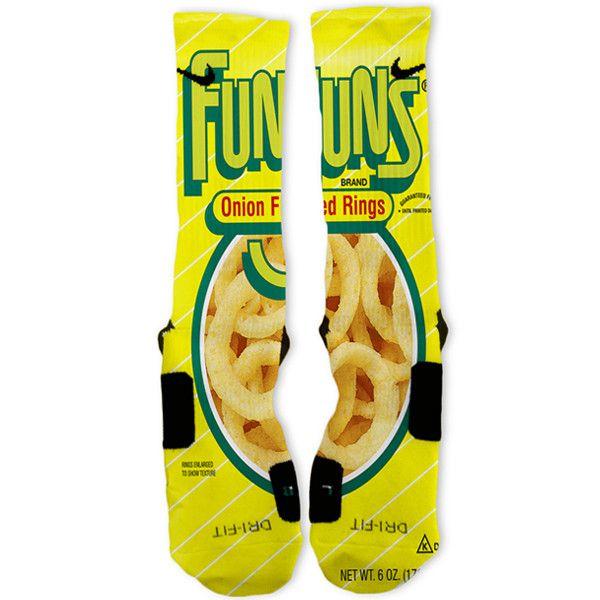 Funyuns Custom Nike Elite Socks – Fresh Elites
