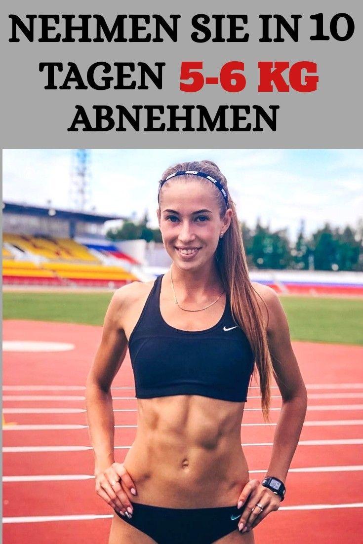 Leichtathletik Diät verlieren Gewicht