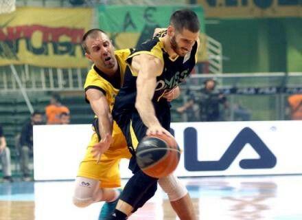 AEK - ΑΡΗΣ PLAYOFFS 2015