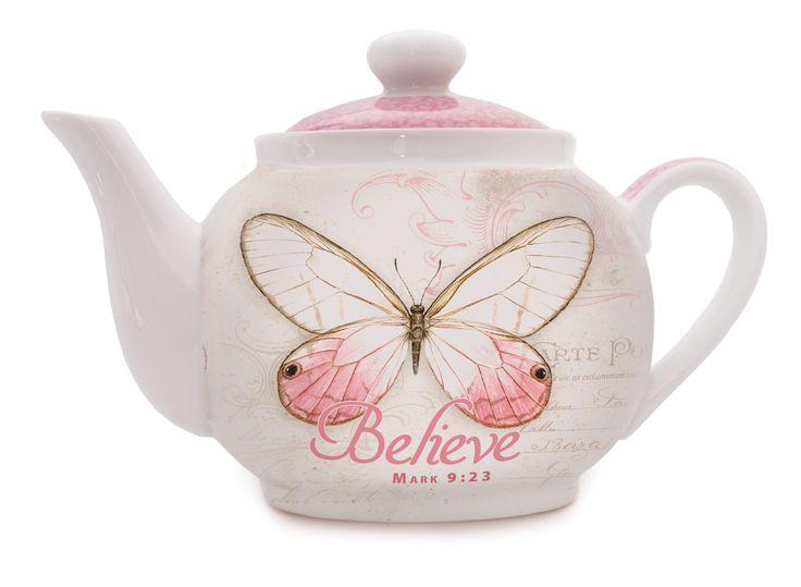 Tea Pot Believe