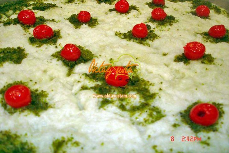 Güllaç Tarifi #yummy #tatlı #dessert #güllaç