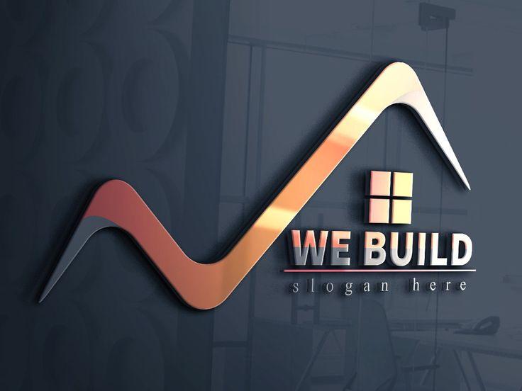Https Www Fiverr Com Rabbicreation Professionally Design Badge Logo Construction Logo Design Clean Logo Design Logo Design Set