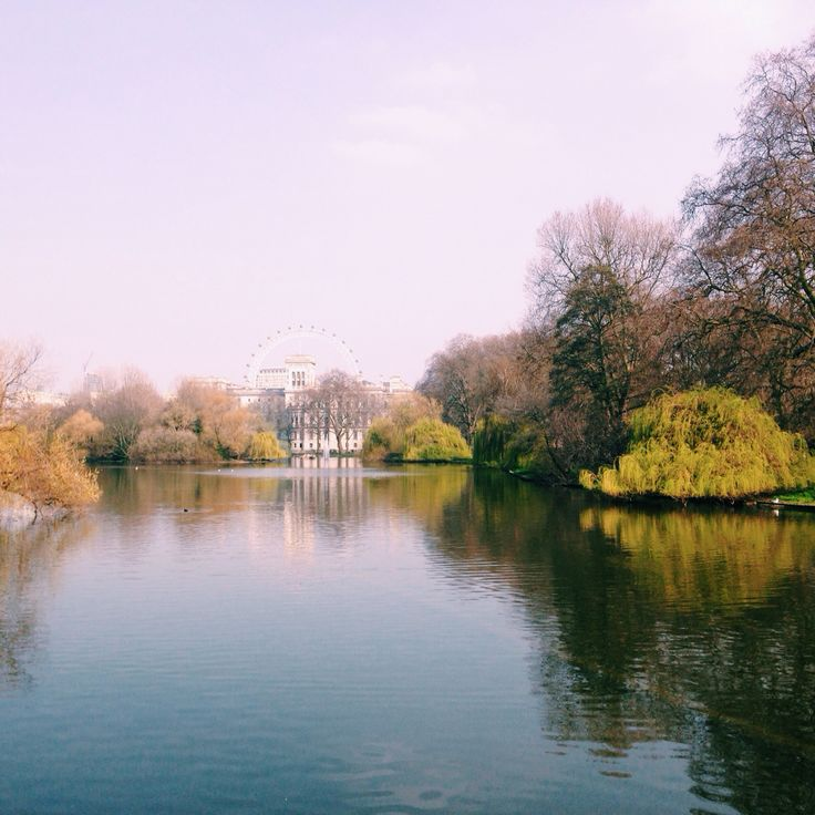 Spring in London! My photo