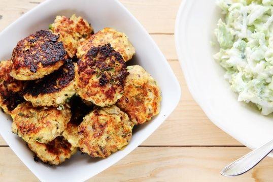 Chiftele cu dovlecei zucchini la cuptor