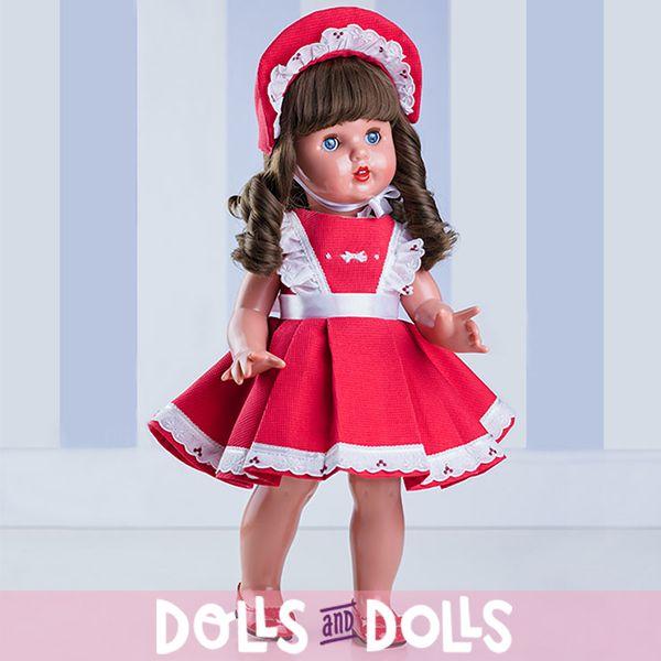 ¿Has visto las novedades de 2016 de la marca Mariquita Pérez? Aquí puedes ver la muñeca con distintos atuendos y peinados.  Ideal para cualquier coleccionista al que le apasione esta adorable #muñeca que nunca pasa de moda y que siempre luce espectacular. ¿Cuál te gusta más? #Dolls #Colección #MuñecasDeColeccion #FabricadasEnEspaña #DollsMadeinSpain