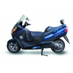 Tablier scooter Termoscud R042 de Tucano Urbano pour Burgman 400/250 de 2003 à 2006