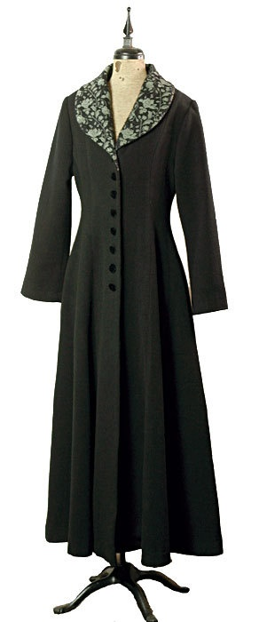 The Princess Coat from Victorian Trading Company