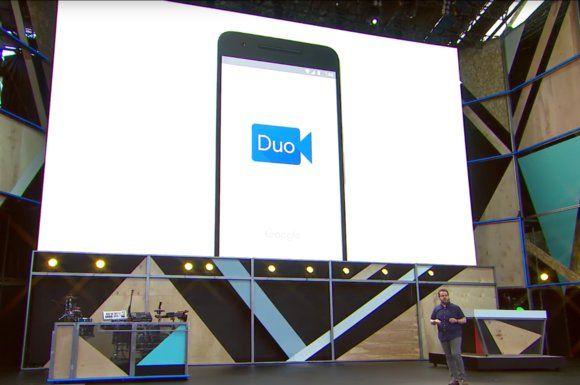 """Google'dan Görüntülü Mesajlaşma """"Duo"""""""